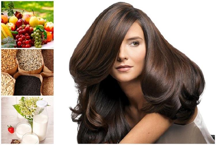 Người bệnh nên bổ sung đầy đủ dưỡng chất để nuôi dưỡng tóc óng mượt, khỏe mạnh ngăn ngừa rụng nhiều
