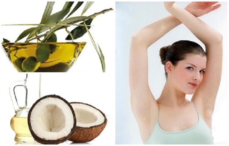 Sử dụng dầu dừa giúp cơ thể có hương thơm tự nhiên, dịu nhẹ