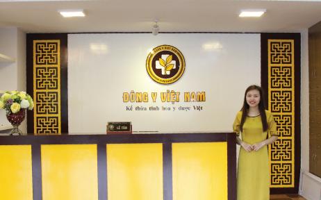 Công ty CP Nghiên cứu Da liễu đông y Việt Nam