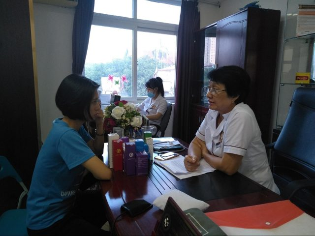 Bác sĩ Nguyễn Thị Nhuận