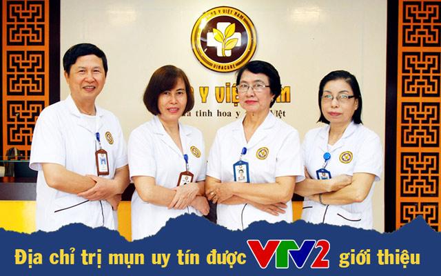 Trung tâm Da liễu Đông y Việt Nam được đánh giá là địa chỉ chữa mụn trứng cá hiệu quả