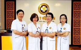 Trung tâm Da liễu Đông y – Giải thưởng danh giá, xứng tầm thương hiệu