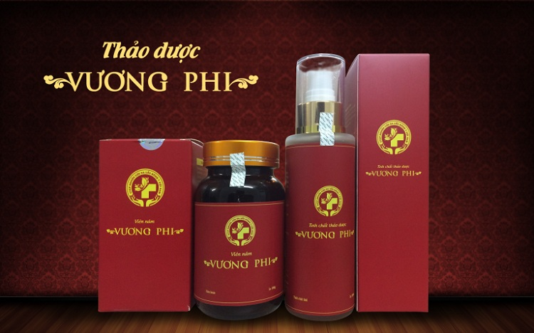 Bộ sản phẩm nám da tàn nhang Vương Phi