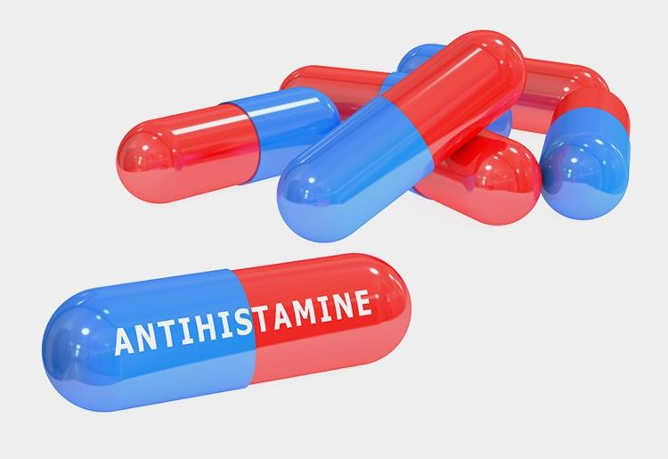 Điều trị viêm da với thuốc kháng Histamin