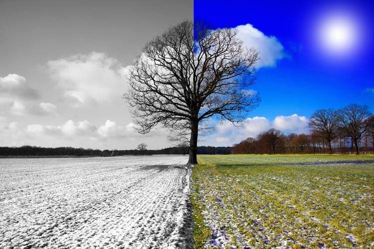 Thời tiết thay đổi đột ngột cũng khiến bệnh phát triển mạnh mẽ hơn