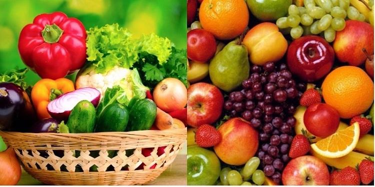 Tăng cường ăn nhiều rau xanh, trái tây sẽ tốt cho sức khỏe, tăng cường hệ miễn dịch