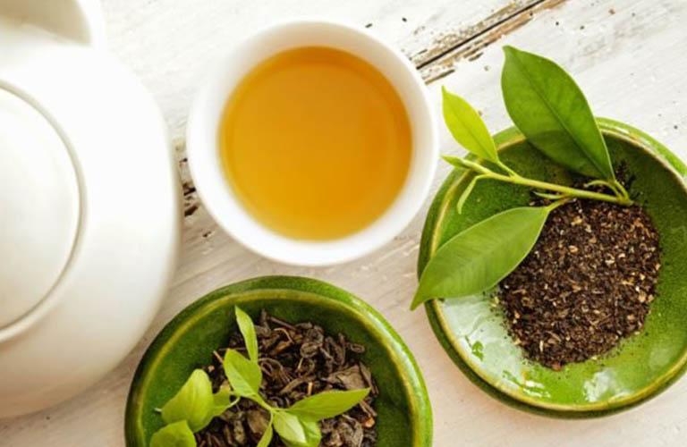 Cách trị chàm bằng lá trà xanh