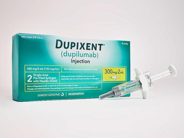 Dupilumab tuy là dòng thuốc đắt nhưng hiệu quả cực cao