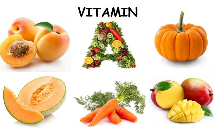 Bổ sung thực phẩm giàu vitamin