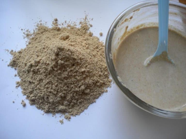 Chữa chàm bằng cám gạo đơn giản mà hiệu quả