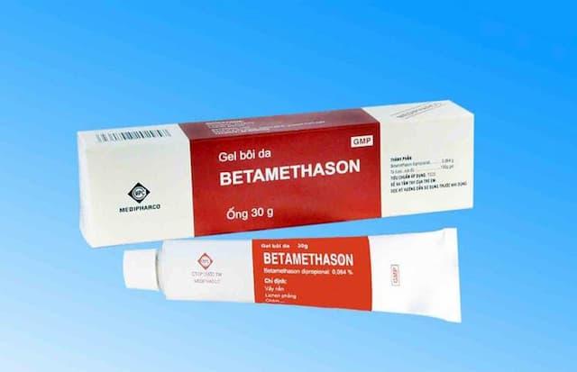 Kem bôi trị chàm Betamethason