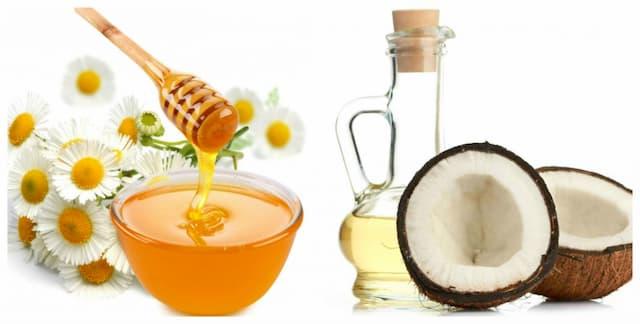 Sử dụng kết hợp dầu dừa mật ong nhằm tăng hiệu quả điều trị