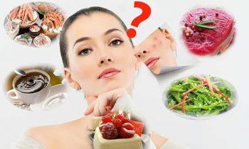 Ăn gì để hết thâm mụn? Những thực phẩm nên ăn và nên tránh khi trị thâm mụn.