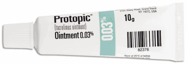 Protopic thuốc được bán trên nhiều cửa hàng thuốc trên toàn quốc