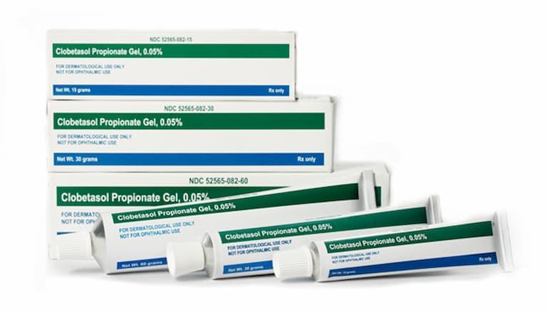 Thuốc Clobetasol có tác dụng kháng viêm, tiêu viêm hiệu quả
