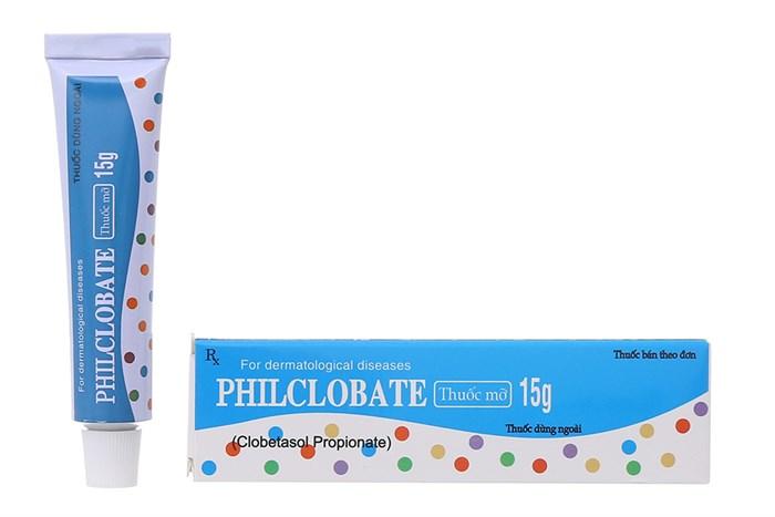 Thuốc bôi PhilClobate 15g
