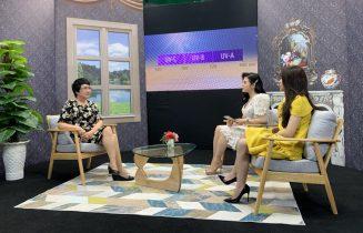 Bác sĩ Nhuần được VTV2 mời xuất hiện trong chương trình Cơ thể bạn nói gì