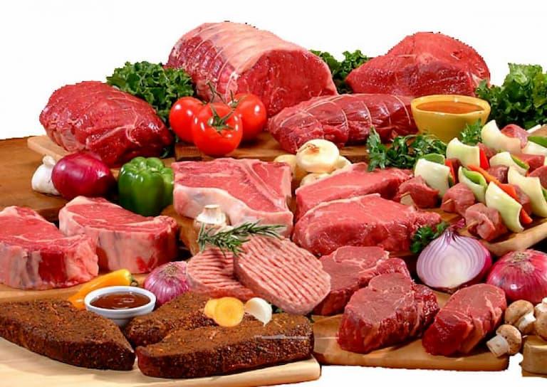 Bị vảy nến tránh ăn các loại thịt đỏ