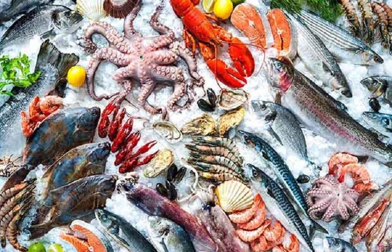"""Các loại hải sản vẫn là """"khắc tinh"""" với người bị bệnh ngoài da nói chung và bệnh viêm da cơ địa nói riêng"""