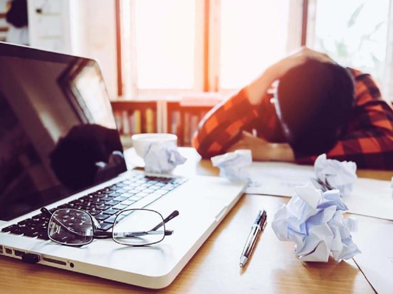 Căng thẳng stress cũng là nguyên nhân gây bệnh vảy nến móng