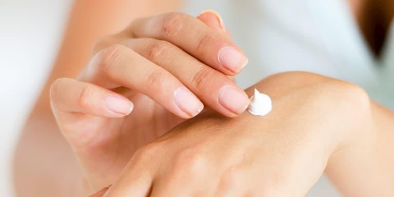 Kem bôi có tác dụng trị chàm và các bệnh ngoài da an toàn