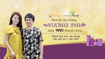 Bộ sản phẩm Nám, Tàn nhang Vương Phi