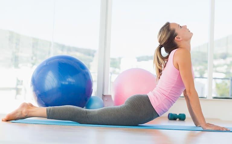 Tập thể dục một ngày