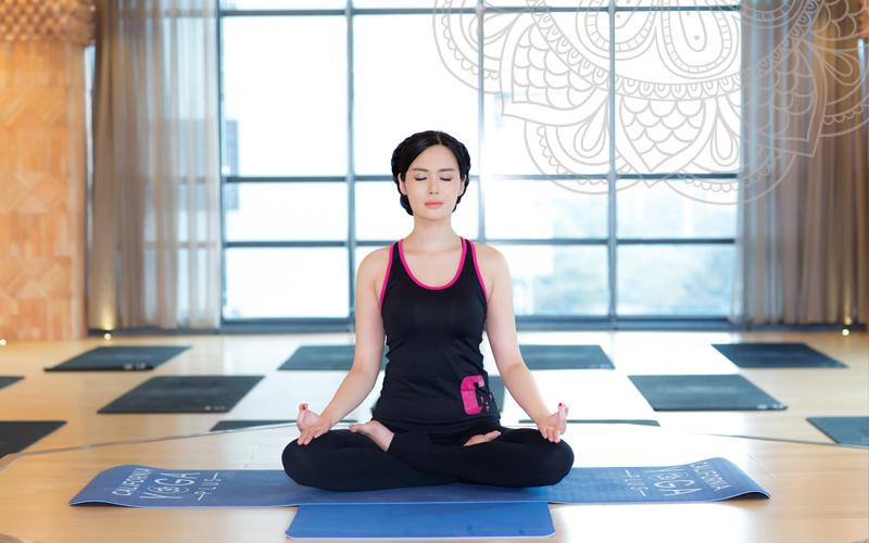 Thiền, yoga cũng được xem là giải pháp hữu hiệu giúp trị bệnh vảy nến