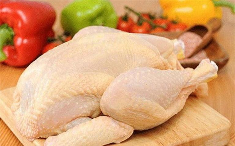 Thịt gà là một trong những loại thực phẩm người bị viêm da dị ứng nên kiêng