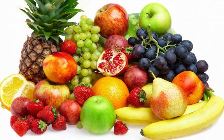 Hoa quả có nhiều công dụng đối với người bị mụn bọc