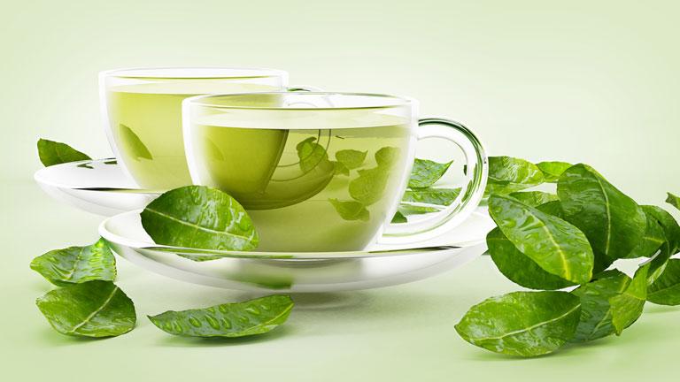 Bị mụn bọc nên ăn gì, uống gì trà xanh là lựa chọn hoàn hảo