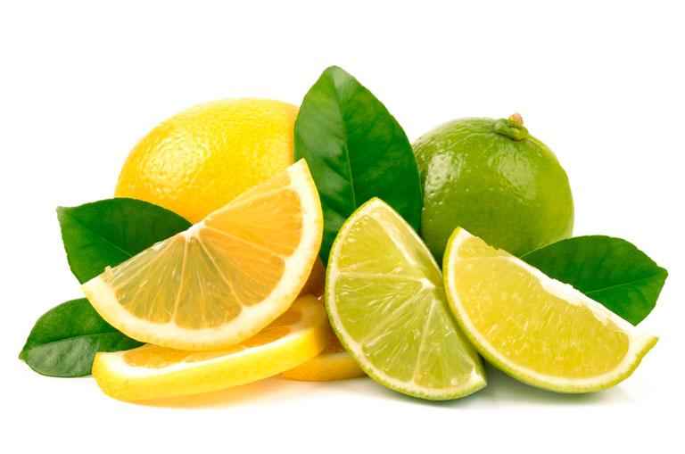 Chanh chứa nhiều chất chống oxy hóa giúp giảm thâm mụn nhanh chóng