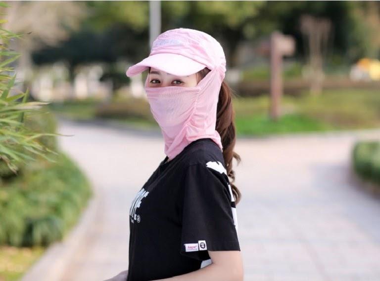 Cần che chắn và bảo vệ da cẩn thận mỗi khi ra đường