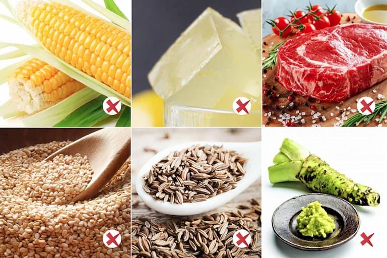 Dị ứng thực phẩm cũng là nguyên nhân gây ngứa da