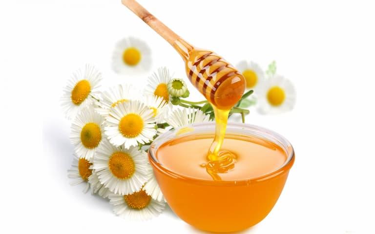 Dùng mật ong giúp điều trị bệnh hiệu quả