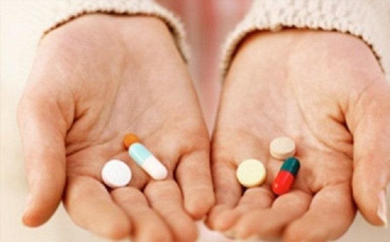 Dùng thuốc vẫn là phương pháp điều trị bệnh viêm da cơ địa bội nhiễm hiệu quả nhất