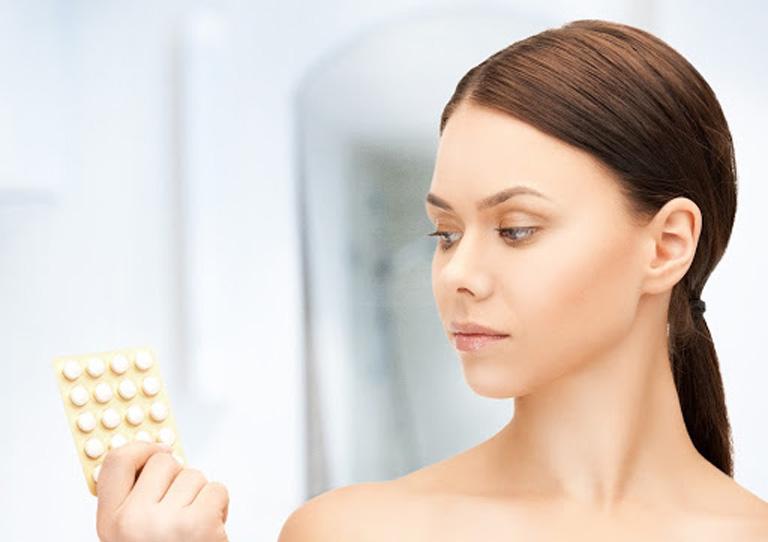 Nhiều người sử dụng thuốc tránh thai để điều trị mụn trứng cá dạng nang