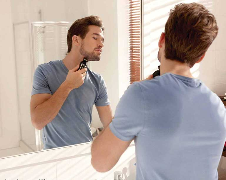 Nam giới cẩn trọng khi cạo râu