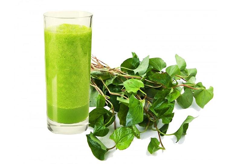 Nên bổ sung các loại nước ép giúp thải độc, thanh nhiệt cơ thể