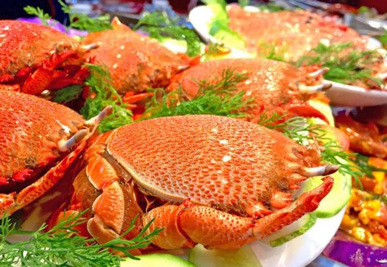 Kiêng hải sản khi bị da bị ngứa