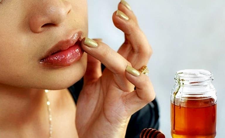 Sử dụng mật ong trị ngứa trong trường hợp bị nhẹ