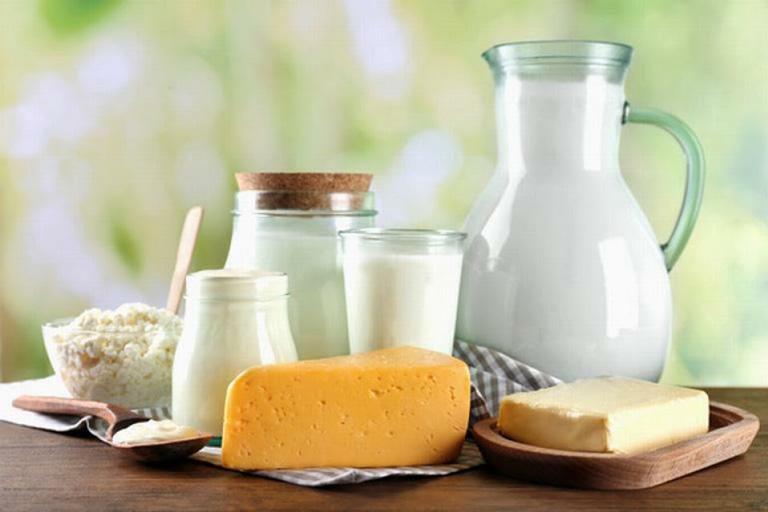 Sữa và các chế phẩm từ sữa có thể làm tình trạng viêm nhiễm trở nên nghiêm trọng hơn