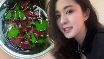 8 phương pháp trị mụn thịt bằng lá tía tô