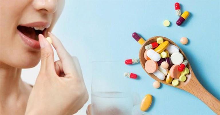 Uống thuốc theo đúng liệu trình để có hiệu quả điều trị tốt