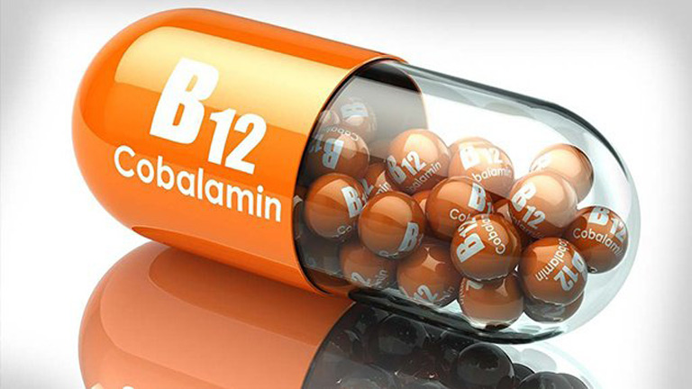 Sử dụng Vitamin B12 điều trị tình trạng da nhiễm Corticoid hiệu quả