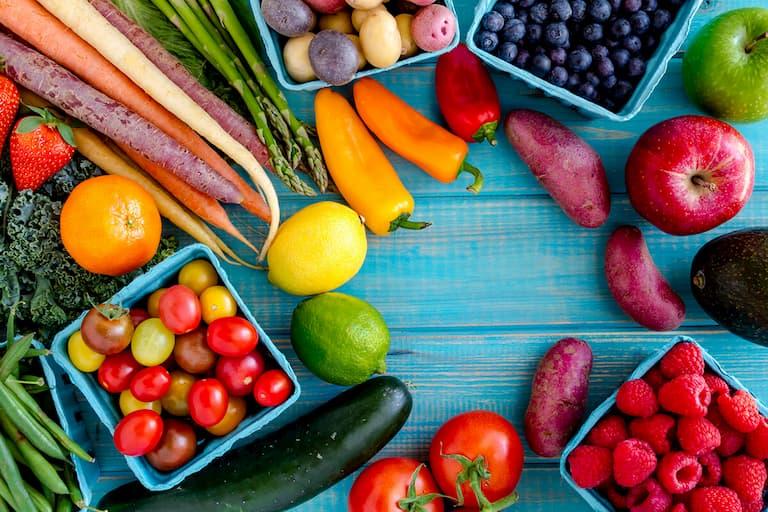 Xây dựng chế độ ăn lành mạnh giúp đẩy lùi vảy nến ở trẻ em