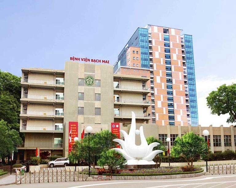 Khoa Da liễu - Bệnh viện Bạch Mai là một trong những địa chỉ uy tín tại Hà Nội