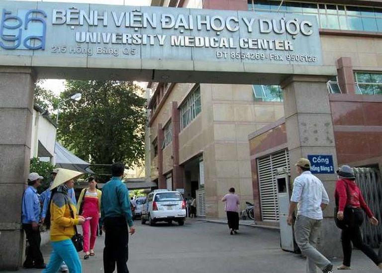 Bệnh viện Đại học Y dược TP. HCM