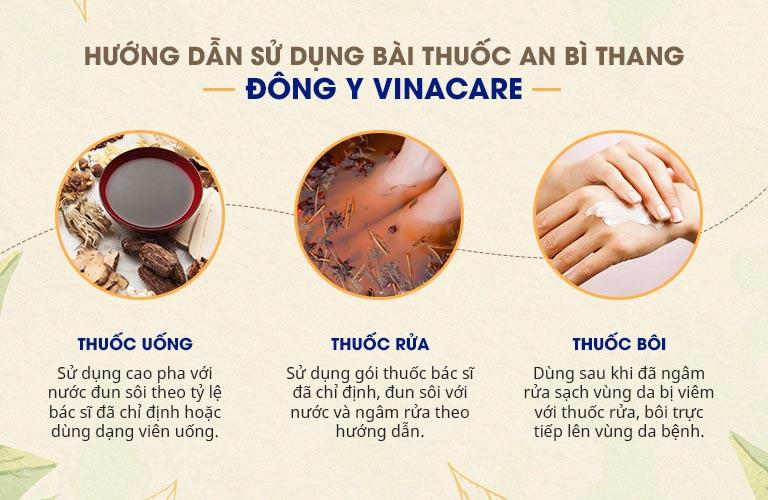 Bài thuốc An Bì Thang sử dụng tiện lợi, dễ dàng, giúp người bệnh cảm thấy thoải mái hơn trong quá trình sử dụng