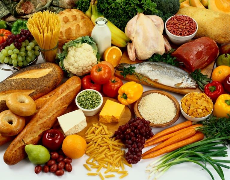 Kết hợp các thực phẩm giàu vitamin trong quá trình điều trị á sừng ở tay